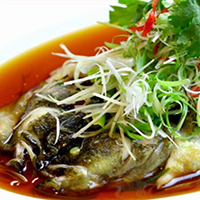 Steamed Fresh Bamboo Shell Fish