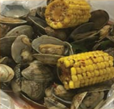 Baby Clam Boil