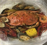 Dungeness Crab Boil