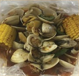 Green Clam Boil